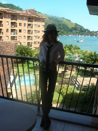 Golden Tulip Angra dos Reis : The view was amazing!
