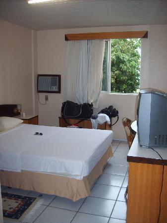 Hotel Casa de Praia: Quarto