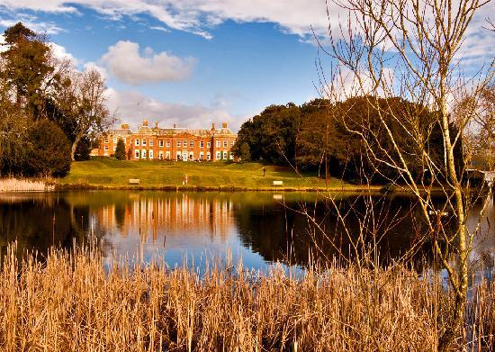 Holme Lacy, UK: Lake