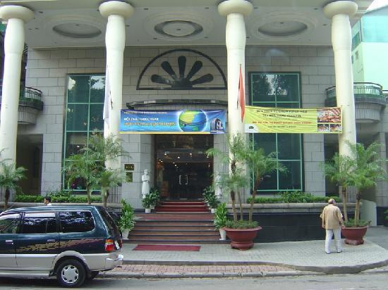 Sunway Hotel Hanoi: Entrance