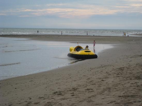 Banderas Bay Hover Tours: Luftpudebåden