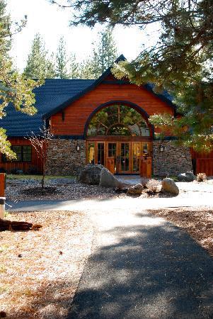 Five Pine Lodge & Spa : Conference Center
