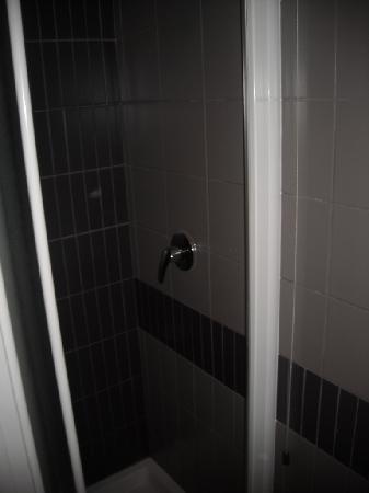 Hotel Felice: Interior ducha