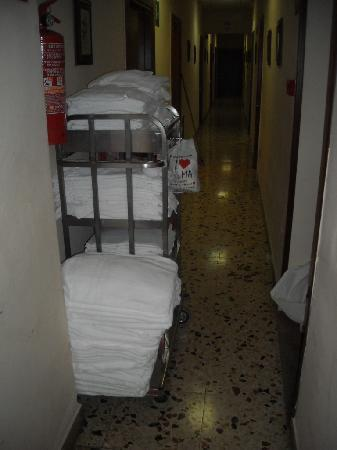 Hotel Felice: Pasillo hotel