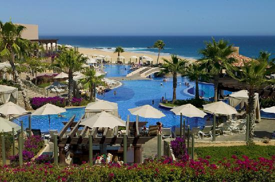 Pueblo Bonito Sunset Beach Golf & Spa Resort: Pueblo Bonito Sunset Beach  main pool