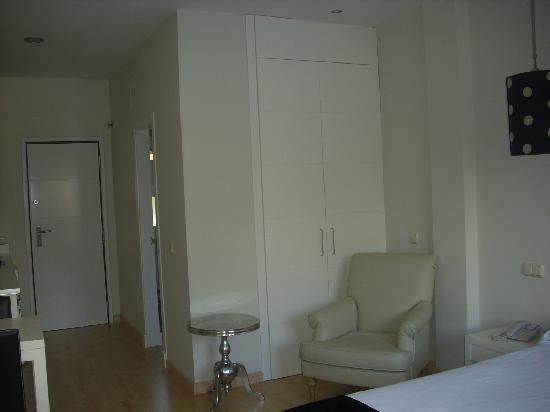 Aparthotel Novo Sancti Petri: Habitación estudio