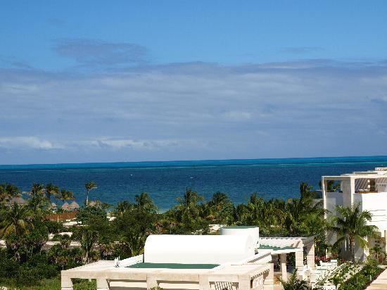 Beloved Playa Mujeres: another view from our suite