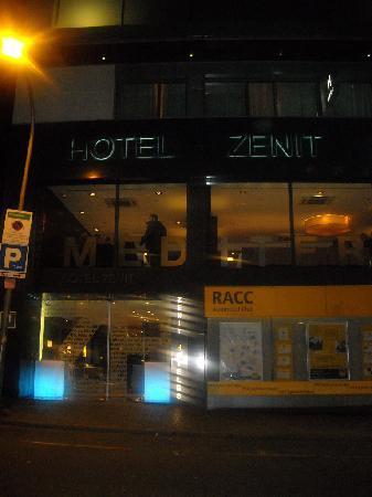 Hotel Zenit Barcelona: Exterior
