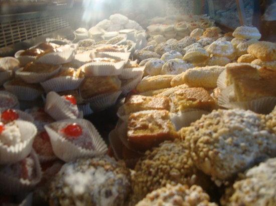 La Mosquee : Dessert table