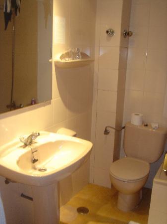 Hotel Aromar : Lavabo