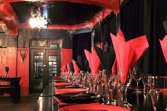 Spookers Haunted Attractions: Dining Room