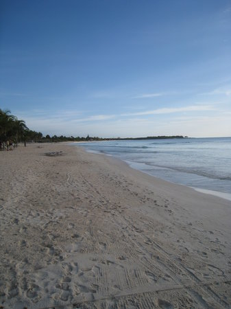 Xpu-Ha, Mexico: Nice Beach!