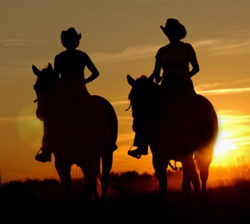 Pierson, Floryda: Sunset Horseback Ride