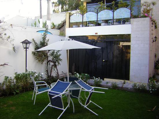 La Gruta Hotel: Hotel La Gruta, Arequipa
