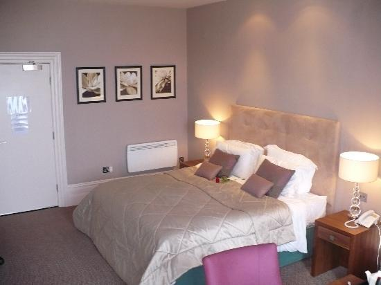 St. Ives Harbour Hotel & Spa: Room 119