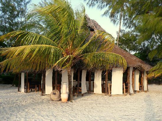 Jambiani, Tansania: Beachbar
