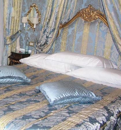 Hotel Canal Grande : Notre chambre