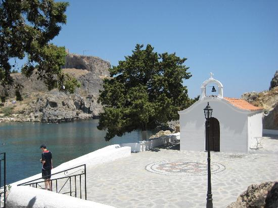 St. Paul's Bay, Μάλτα: Church at St Paul's Bay