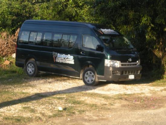Seastar Inn: Seastar van