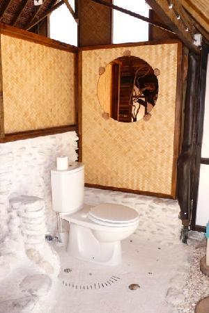 Tevahine Dream: toilettes Noces de Perles