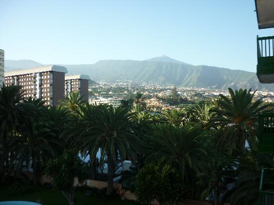 Sol Puerto de la Cruz Tenerife: vista desde la habitación