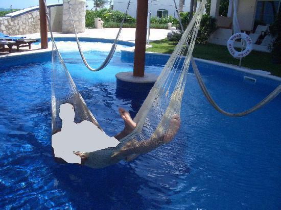 Excellence Riviera Cancun: tumbonas