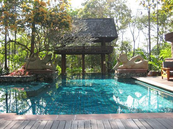 Lana Thai Villa: The busy Residence Pool!