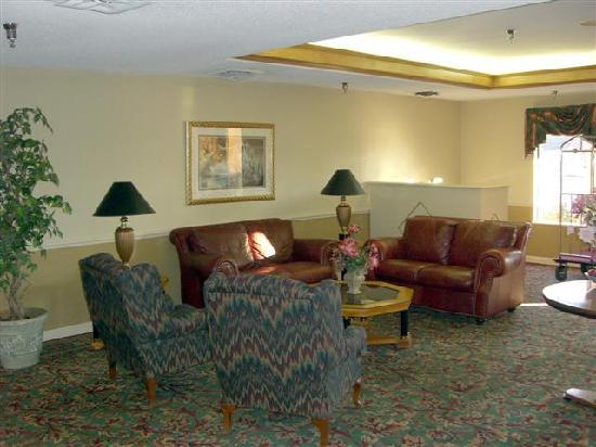Tarboro, Carolina del Norte: Lobby Area