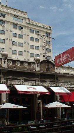 hotel salto grande: