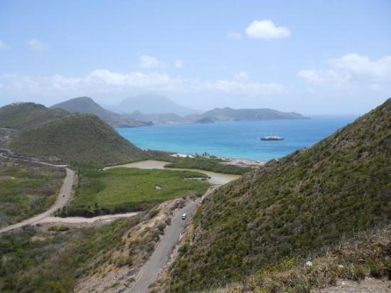Basseterre, St. Kitts: Countryside of St. Kitts