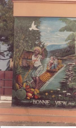 JAMAICA - Bonnie View Hotel, Port Antonio