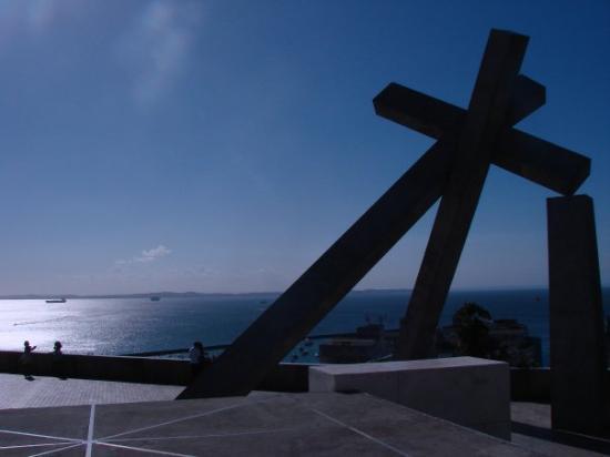 Salvador, BA: acá había una Iglesia... Plaza Da Sé