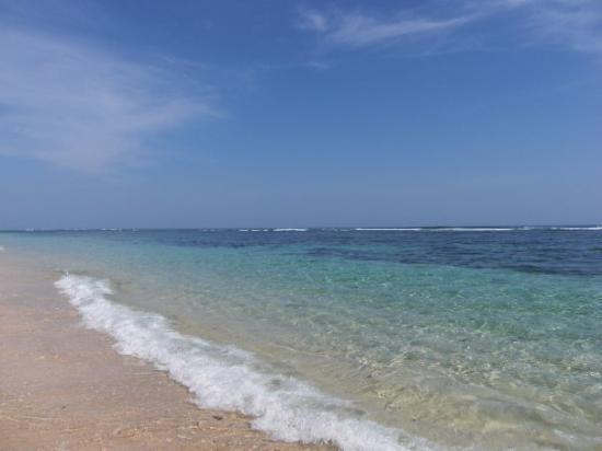 Νούσα Ντούα, Ινδονησία: EL PARAISO!!!