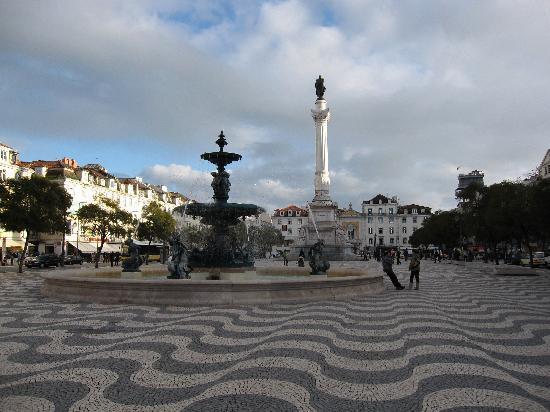 Sofitel Lisbon Liberdade : Beautiful Lisbon