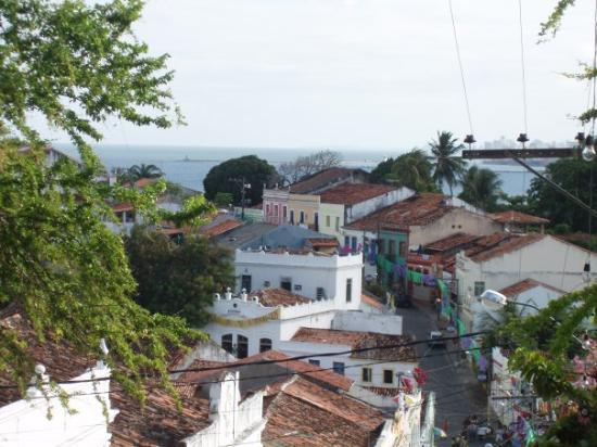 The historical town of Olinda, UNESCO World Heritage Site