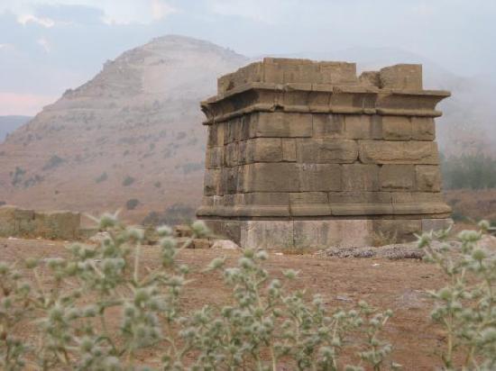 Kfardebian, Lebanon: les plus imprtants ruines du Mont Liban
