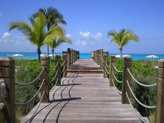 The Tuscany: boardwalk to gracebay