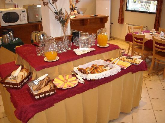 Apart Hotel Austral: desayunador