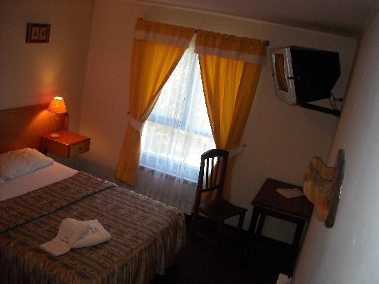 Apart Hotel Austral: habitacion