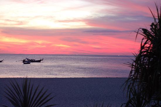 Kantang, Thailand: Aussicht auf Charlie Beach