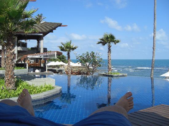 Nora Buri Resort & Spa : main pool