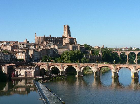 """Mercure Albi Bastides : The """"View"""" from the hotel"""