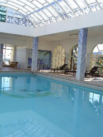 Hotel Paradis Palace: Piscine couverte