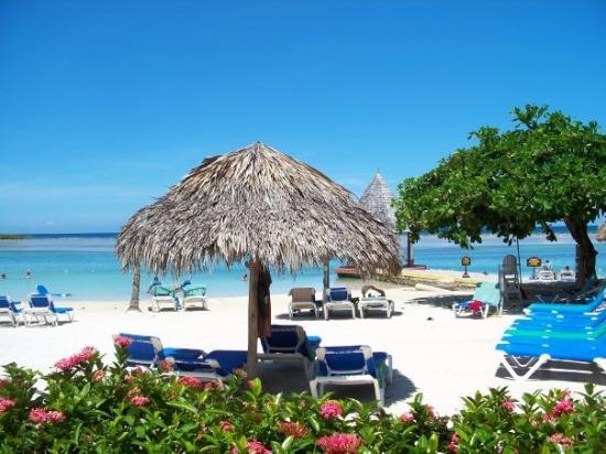Montego Bay, Jamaica: Sandals Resort