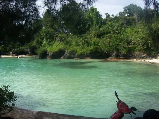 Hamilton, Bermuda: Hidden lagoon