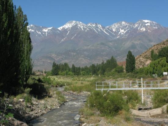 Uspallata, Argentina: É pra lá que vamos!