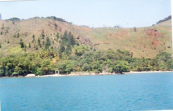Ilha Anchieta State Park