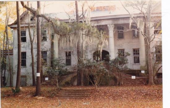 Χίλτον Χεντ, Νότια Καρολίνα: ruined plantation Hilton Head Island SC