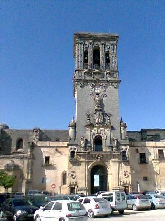 Tierras de Jerez: Arcos, village blanc