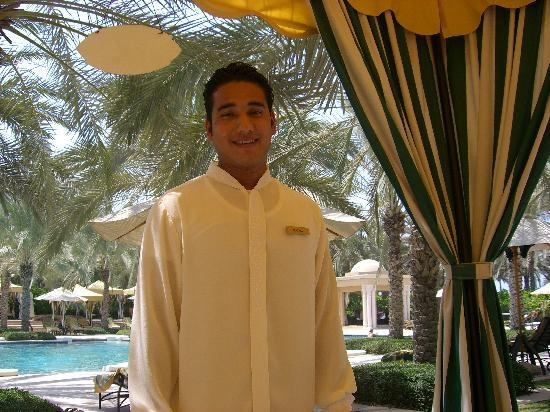 Residence & Spa at One&Only Royal Mirage Dubai : Excellent Staff